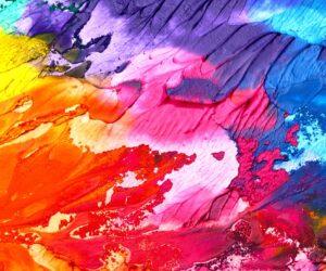 """Kunstausstellung """"Im Rausch der Farbe"""""""