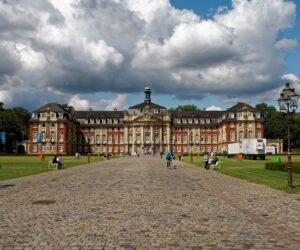 Schloss der WWU Münster