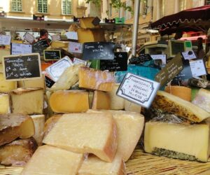Käse und Deutschland - Ein französischer Blick