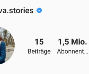 Was sind die Eva.Stories?