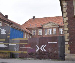 Offene Bauprojekte in Münster
