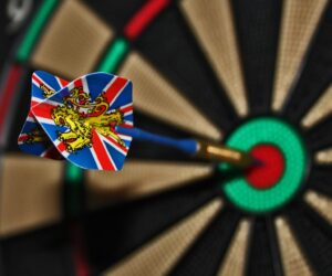 Start der Dart WM in London
