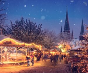 Weihnachtsmärkte - das pure Chaos