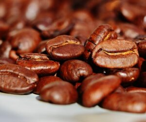 Der Röst-Prozess des Kaffees