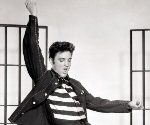 Portrait: Elvis Presley