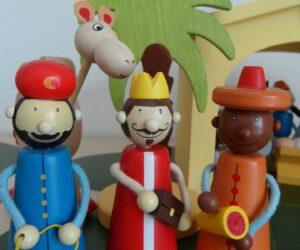 Die Geschichte der Heiligen drei Könige