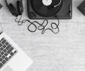 Nachhaltiges Musik hören