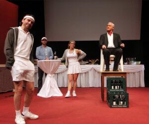 "Rezension des Theaterstück ""Extrawurst"""