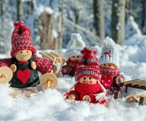 Weihnachtsdeko Tauschbörse