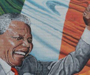 Erinnerung an Nelson Mandela