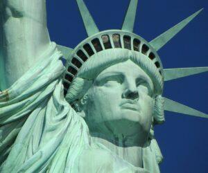 133 Jahre Freiheitsstatue
