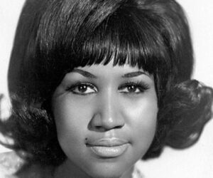 Portrait: Aretha Franklin