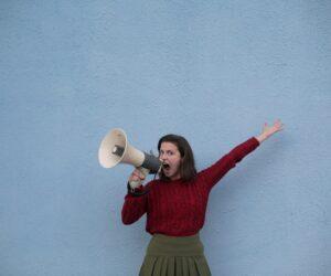 Frauenstimme und Emanzipation