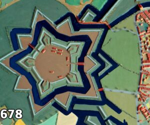 MonumentMal! Warum ist der Schlossgraben sternförmig?