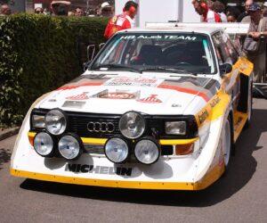 Gruppe B - Rallye