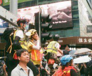 Die Lage in Hongkong
