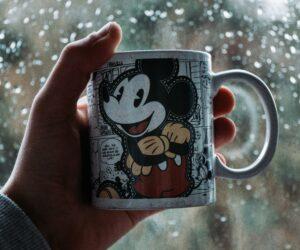 Micky Mouse wird 92 Jahre alt