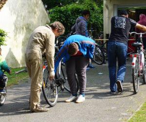 Münsters integrative Fahrradwerkstatt