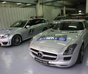 Sicherheit in der Formel 1