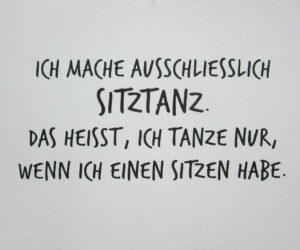 Don't Stop Me Now: Deikes Tanzmuffel-Mixtape