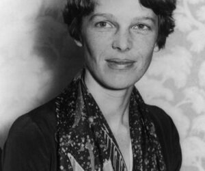 Flugpionierin Amelia Earhart