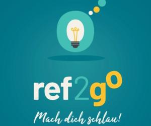 App Ref2go für ein angenehmes Lehramtsstudium