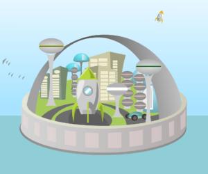 Utopische Städte: Gibt es die ideale Stadt?