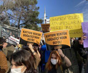 Wissenschaftsfreiheit unter Beschuss: Studierendenproteste in der Türkei