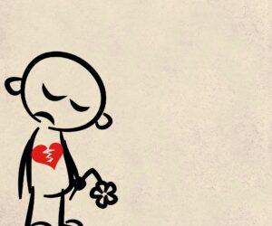Warum tut Liebe weh?
