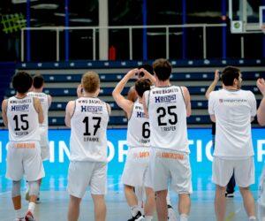 Spielbericht: WWU Baskets vs. White Wings Hanau