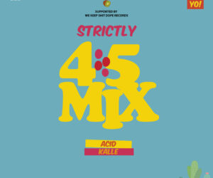 75 Minutes of Funky 45s MIXTAPE