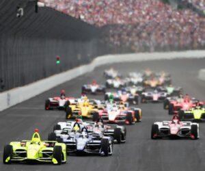 Oval-Rennen: Highspeed im Motorsport
