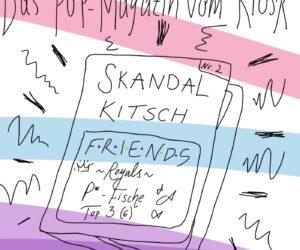 Friends (Reunion), Royale Schock-News und Horror-Fische