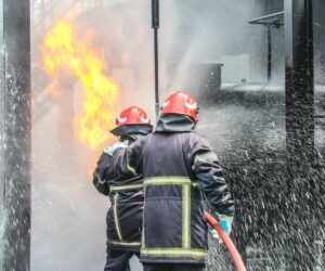 Mit dem Martinshorn zur Uni - Studierende in der Feuerwehr