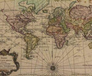 Beeinflussen Weltkarten unser Weltbild?