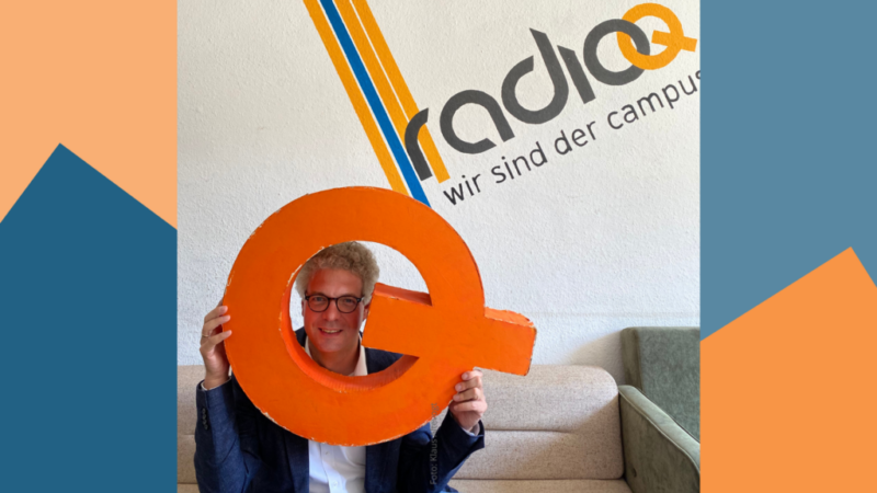 """""""Also Studenten sollten jetzt hier nicht zelten müssen"""": Dr. Stefan Nacke im Interview"""