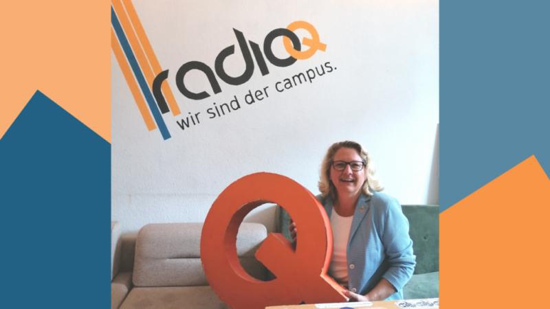 """""""Verändern kann man auch gut gelaunt"""": Svenja Schulze im Interview"""